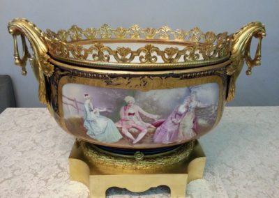 Compra de cerámica y porcelana